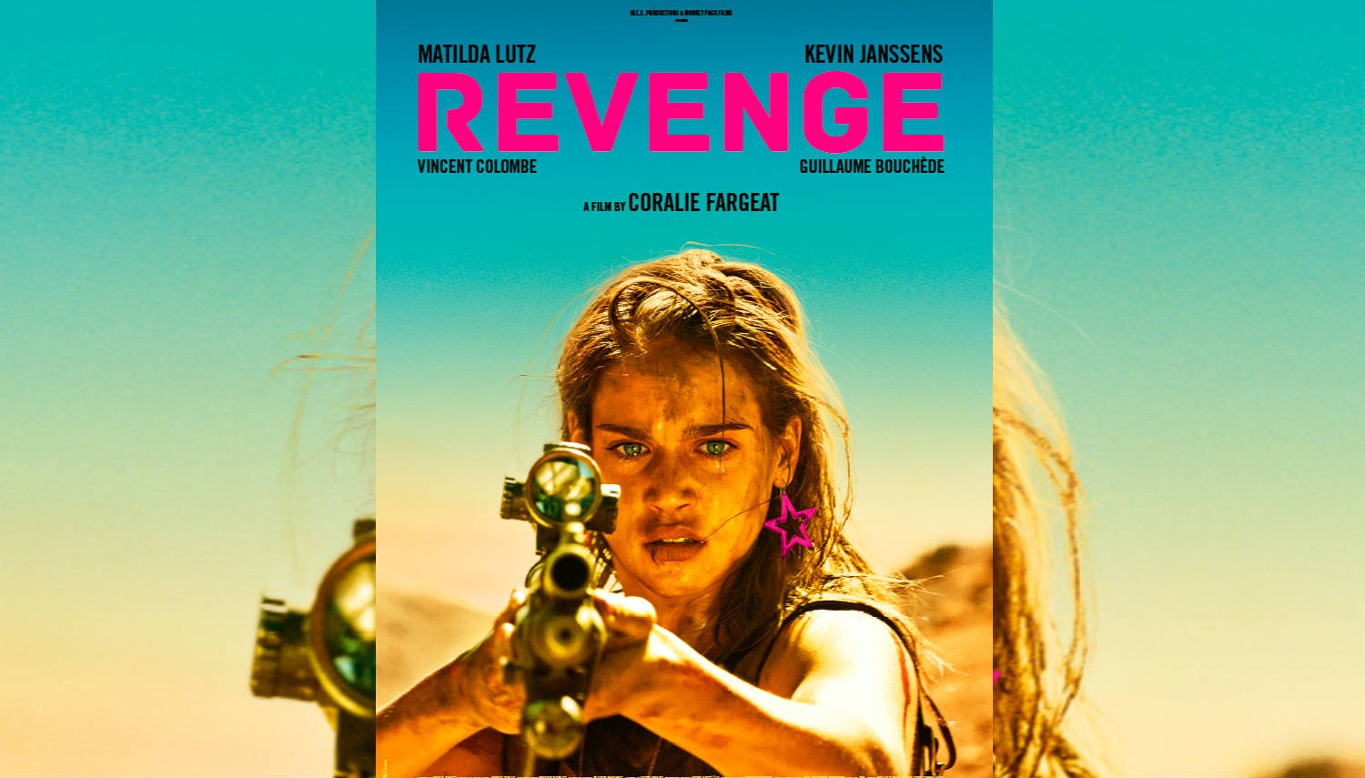 Revenge Review – A Blood Soaked Killer - OC Movie Reviews - Movie Reviews, Movie News, Documentary Reviews, Short Films, Short Film Reviews, Trailers, Movie Trailers, Interviews, film reviews, film news, hollywood, indie films, documentaries