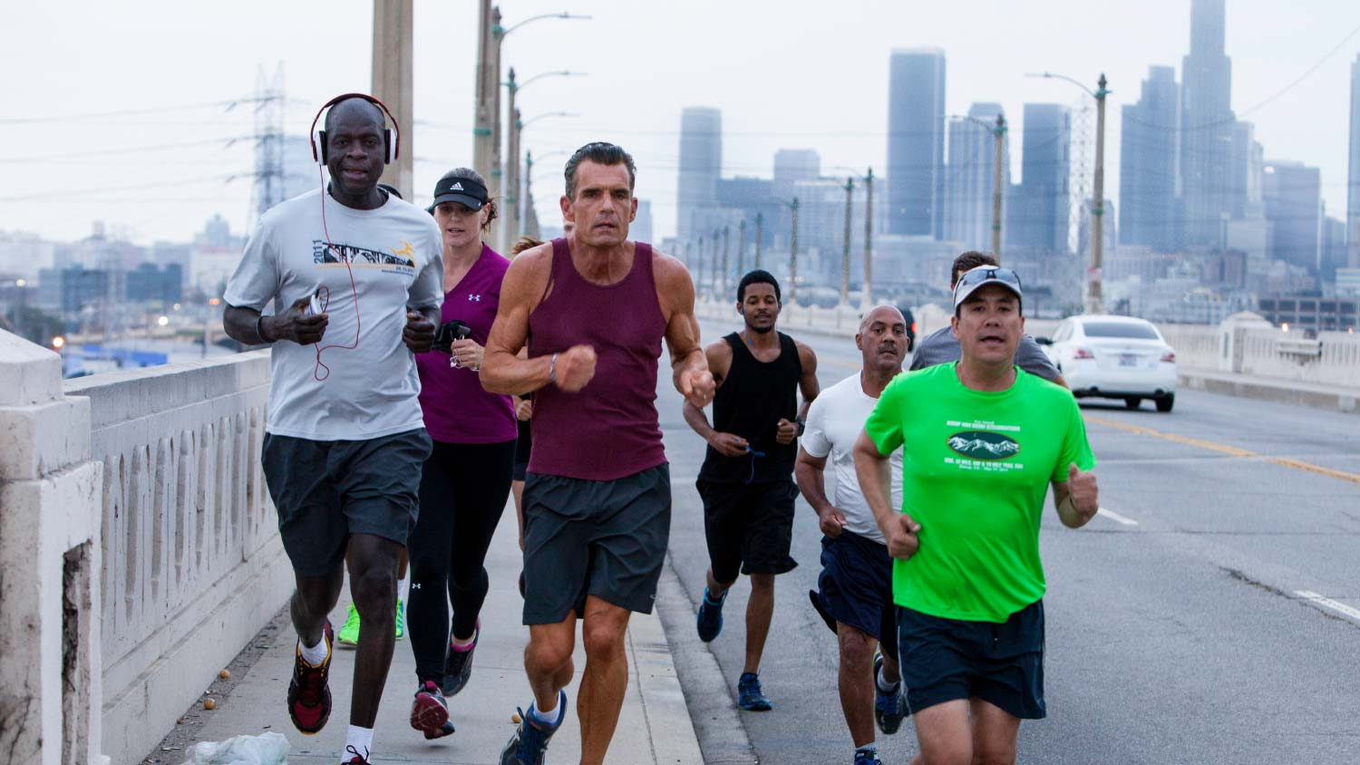 Skid Row Marathon Review – Running Towards The Homeless - OC Movie Reviews - Movie Reviews, Movie News, Documentary Reviews, Short Films, Short Film Reviews, Trailers, Movie Trailers, Interviews, film reviews, film news, hollywood, indie films, documentaries