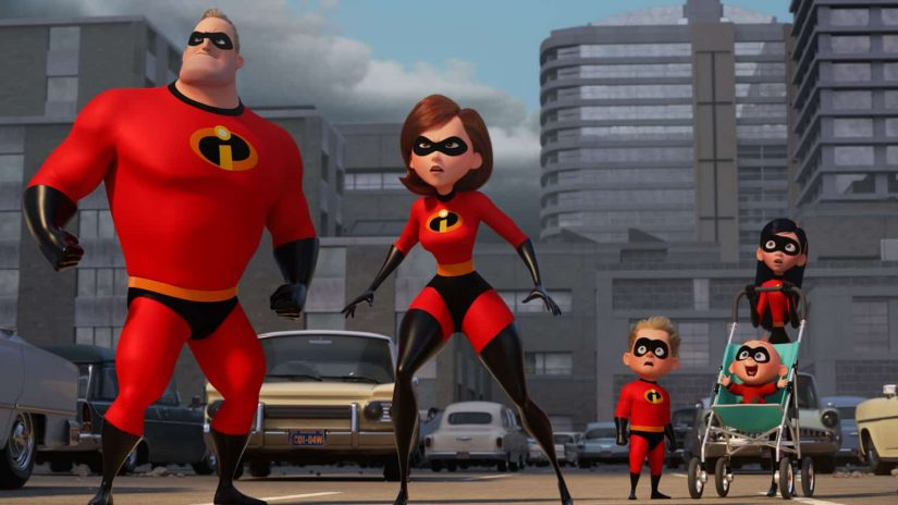 Incredibles 2 Review - OC Movie Reviews - Movie Reviews, Movie News, Documentary Reviews, Short Films, Short Film Reviews, Trailers, Movie Trailers, Interviews, film reviews, film news, hollywood, indie films, documentaries
