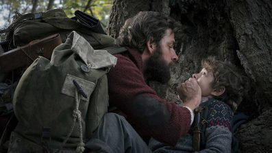 A Quiet Place Review - OC Movie Reviews - Movie Reviews, Movie News, Documentary Reviews, Short Films, Short Film Reviews, Trailers, Movie Trailers, Interviews, film reviews, film news, hollywood, indie films, documentaries