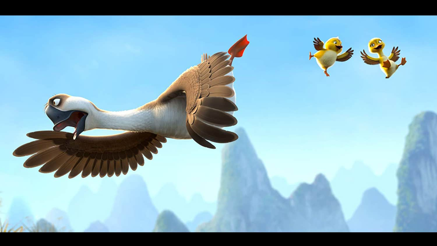 Duck Duck Goose Review – Three Little Birds - OC Movie Reviews - Movie Reviews, Movie News, Documentary Reviews, Short Films, Short Film Reviews, Trailers, Movie Trailers, Interviews, film reviews, film news, hollywood, indie films, documentaries