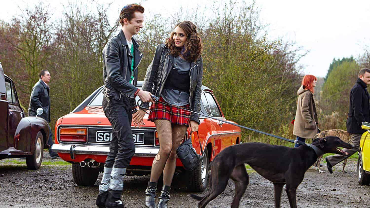 Dusty And Me Review – Boy And Dog Go Racing - OC Movie Reviews - Movie Reviews, Movie News, Documentary Reviews, Short Films, Short Film Reviews, Trailers, Movie Trailers, Interviews, film reviews, film news, hollywood, indie films, documentaries