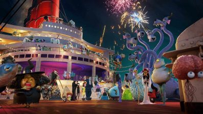 Hotel Transylvania 3: Summer Vacation Review - OC Movie Reviews - Movie Reviews, Movie News, Documentary Reviews, Short Films, Short Film Reviews, Trailers, Movie Trailers, Interviews, film reviews, film news, hollywood, indie films, documentaries