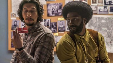 Blackkklansman Review - OC Movie Reviews - Movie Reviews, Movie News, Documentary Reviews, Short Films, Short Film Reviews, Trailers, Movie Trailers, Interviews, film reviews, film news, hollywood, indie films, documentaries