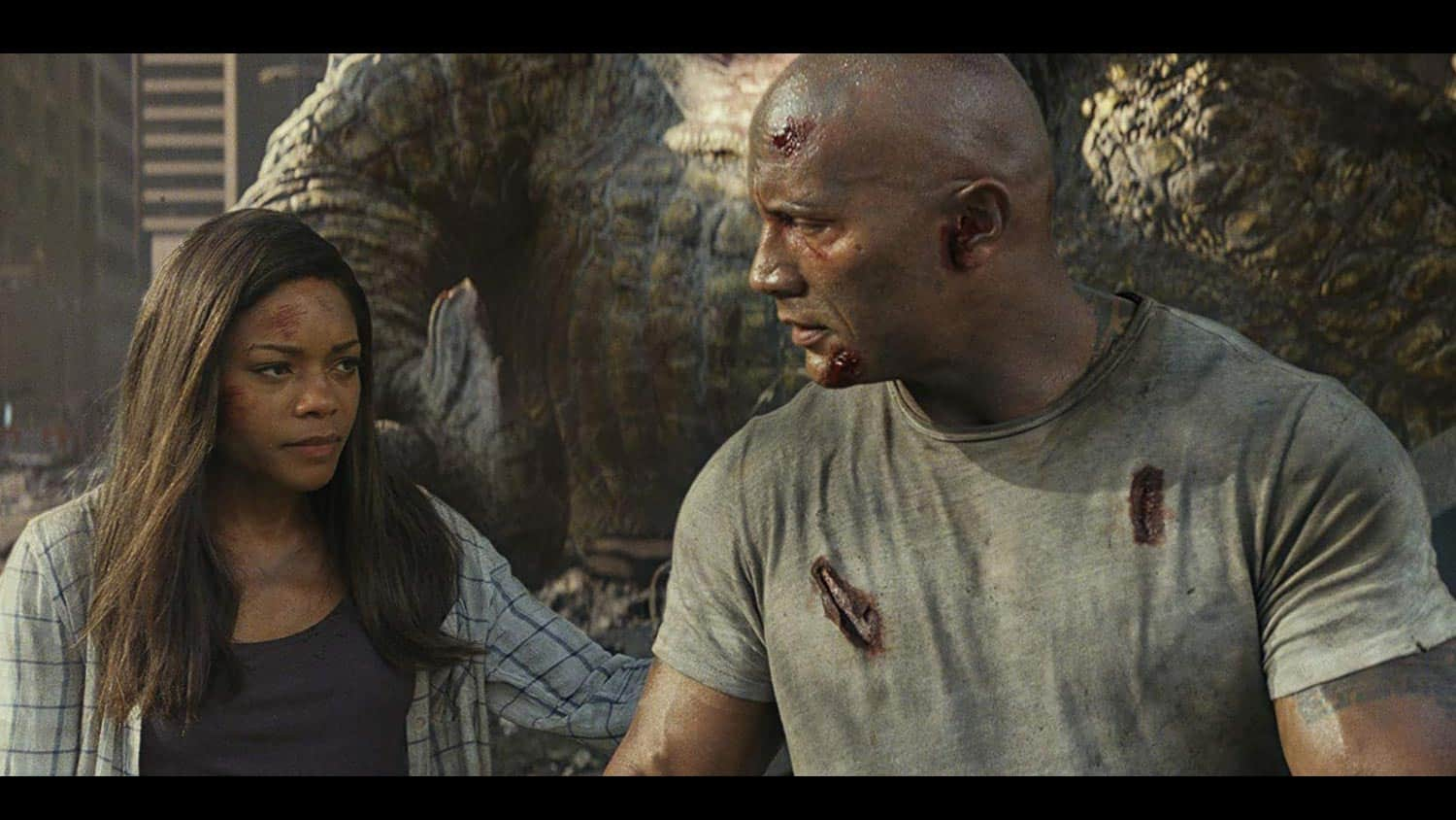 Rampage Blu-Ray Review – The Rock Meets The Gorilla - OC Movie Reviews - Movie Reviews, Movie News, Documentary Reviews, Short Films, Short Film Reviews, Trailers, Movie Trailers, Interviews, film reviews, film news, hollywood, indie films, documentaries