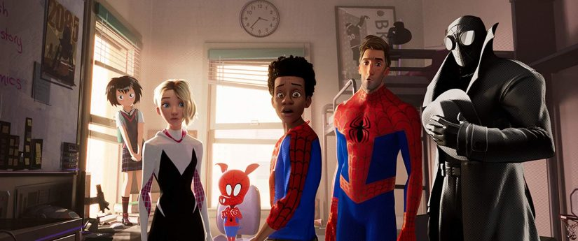 Spider-Man: Into The Spider Verse Review - OC Movie Reviews - Movie Reviews, Movie News, Documentary Reviews, Short Films, Short Film Reviews, Trailers, Movie Trailers, Interviews, film reviews, film news, hollywood, indie films, documentaries, TV shows