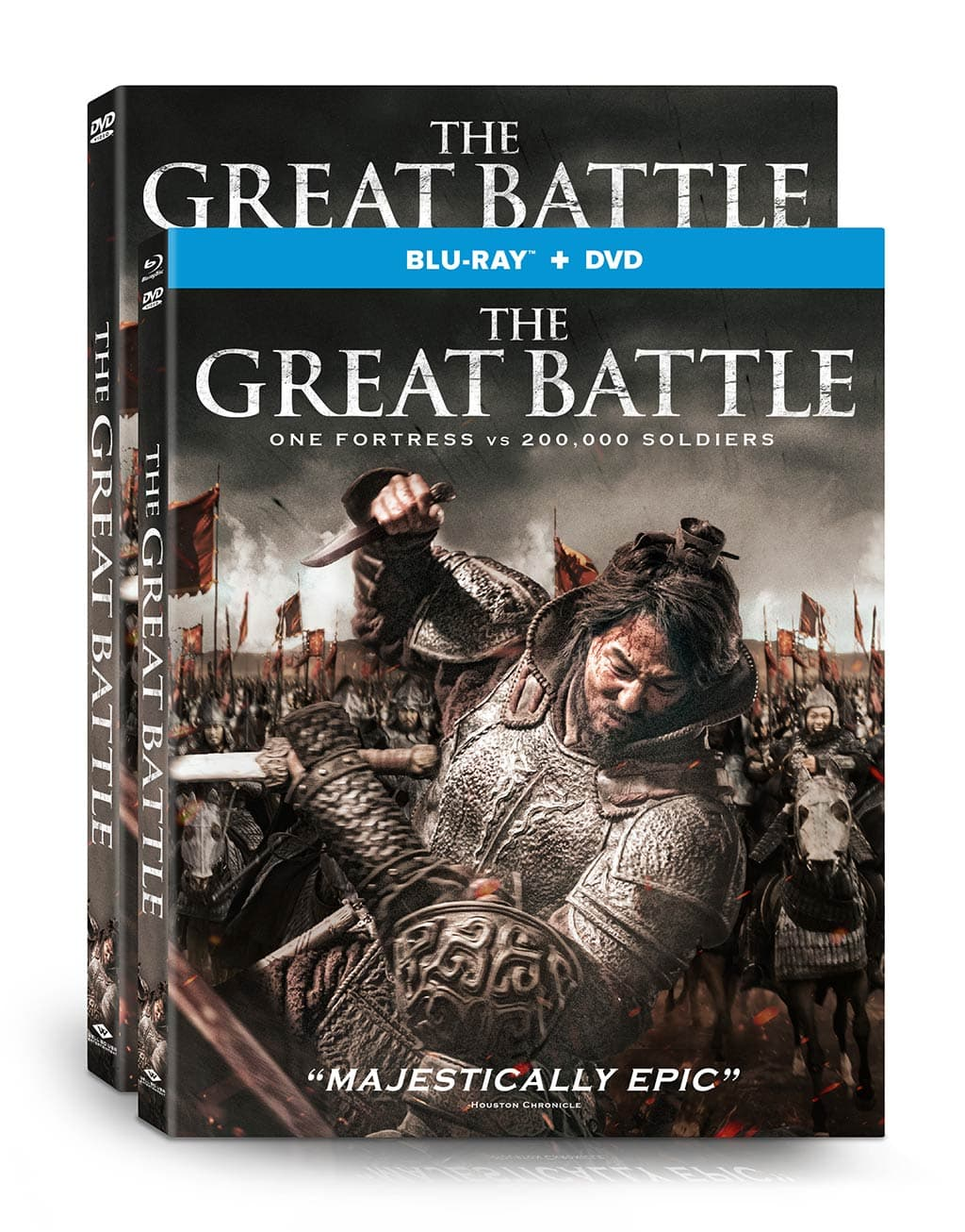 The Great Battle Review - OC Movie Reviews - Movie Reviews, Movie News, Documentary Reviews, Short Films, Short Film Reviews, Trailers, Movie Trailers, Interviews, film reviews, film news, hollywood, indie films, documentaries, TV shows