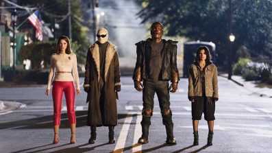Doom Patrol Review - OC Movie Reviews - Movie Reviews, Movie News, Documentary Reviews, Short Films, Short Film Reviews, Trailers, Movie Trailers, Interviews, film reviews, film news, hollywood, indie films, documentaries, TV shows