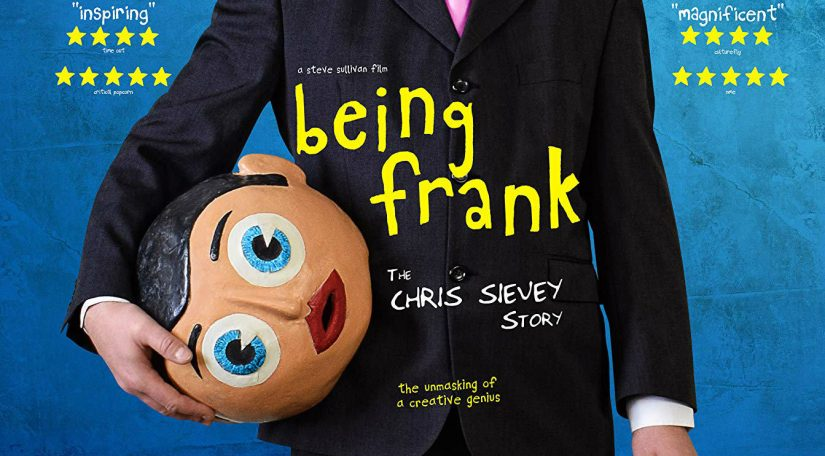 Being Frank: The Chris Sievey Story Review - OC Movie Reviews - Movie Reviews, Movie News, Documentary Reviews, Short Films, Short Film Reviews, Trailers, Movie Trailers, Interviews, film reviews, film news, hollywood, indie films, documentaries, TV shows