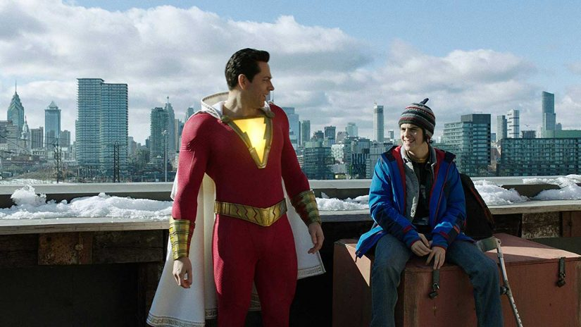Shazam! Review - OC Movie Reviews - Movie Reviews, Movie News, Documentary Reviews, Short Films, Short Film Reviews, Trailers, Movie Trailers, Interviews, film reviews, film news, hollywood, indie films, documentaries, TV shows