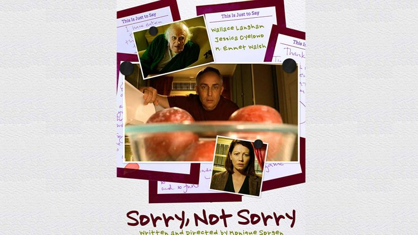 Sorry, Not Sorry Review - OC Movie Reviews - Movie Reviews, Movie News, Documentary Reviews, Short Films, Short Film Reviews, Trailers, Movie Trailers, Interviews, film reviews, film news, hollywood, indie films, documentaries, TV shows