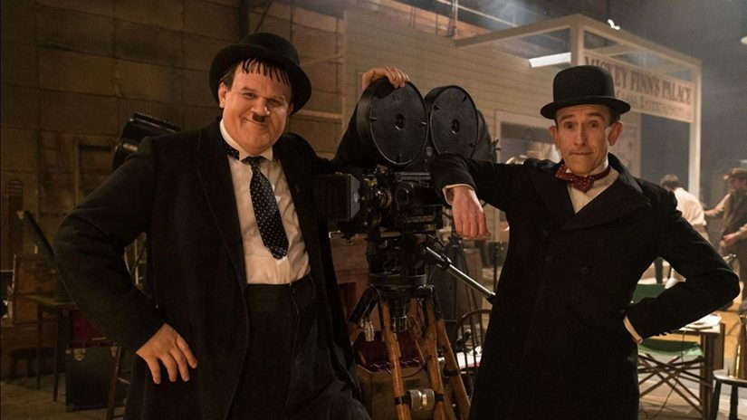 Stan & Ollie Review - OC Movie Reviews - Movie Reviews, Movie News, Documentary Reviews, Short Films, Short Film Reviews, Trailers, Movie Trailers, Interviews, film reviews, film news, hollywood, indie films, documentaries, TV shows