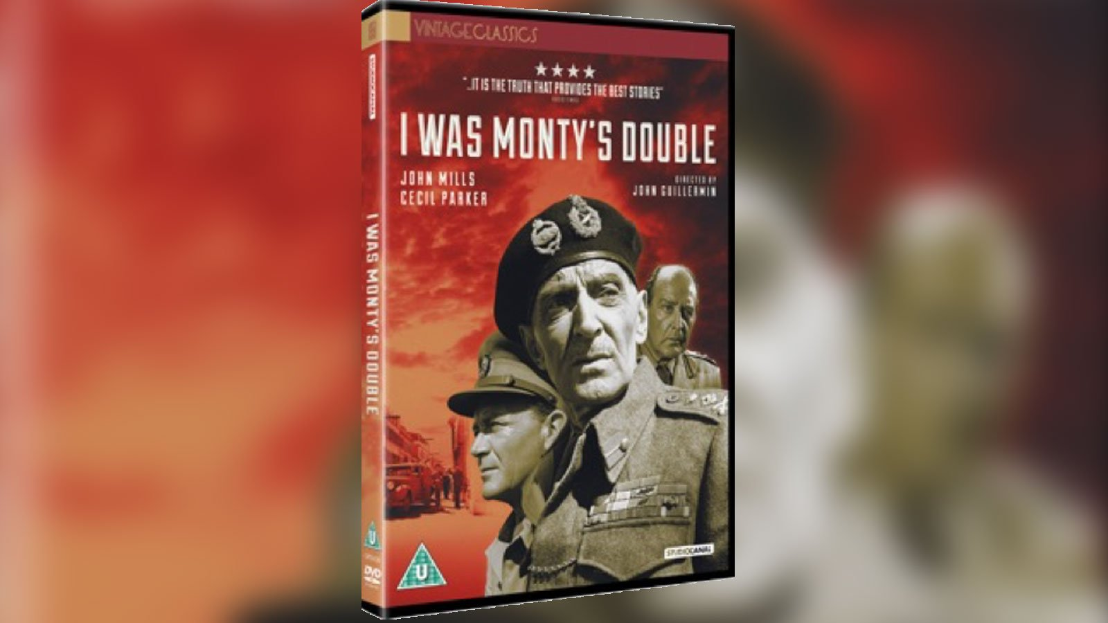 I Was Monty's Double Review - OC Movie Reviews - Movie Reviews, Movie News, Documentary Reviews, Short Films, Short Film Reviews, Trailers, Movie Trailers, Interviews, film reviews, film news, hollywood, indie films, documentaries, TV shows