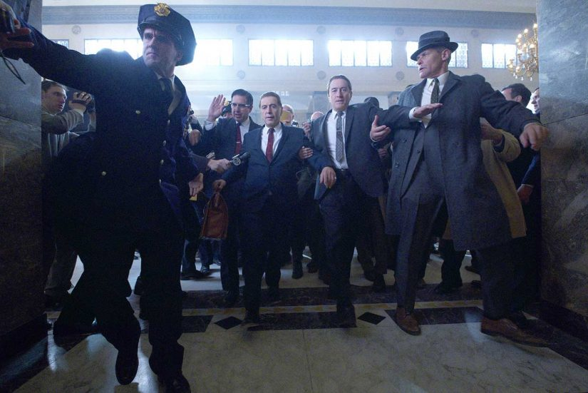 The Irishman First Images