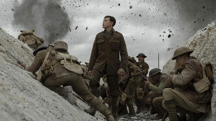 1917 Review- OC Movie Reviews - Movie Reviews, Movie News, Documentary Reviews, Short Films, Short Film Reviews, Trailers, Movie Trailers, Interviews, film reviews, film news, hollywood, indie films, documentaries, TV shows