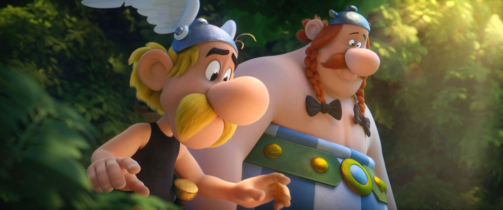 Asterix: The Secret Of The Magic Potion - Cute And Colourful Film That Falls A Little Bit Short - OC Movie Reviews