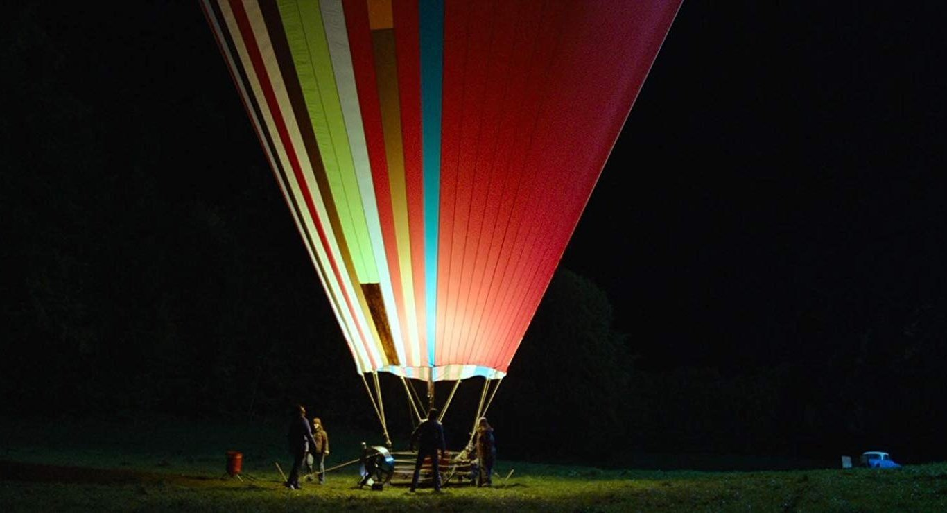 Balloon (Ballon) (DVD) - Up, Up And Away - OC Movie Reviews
