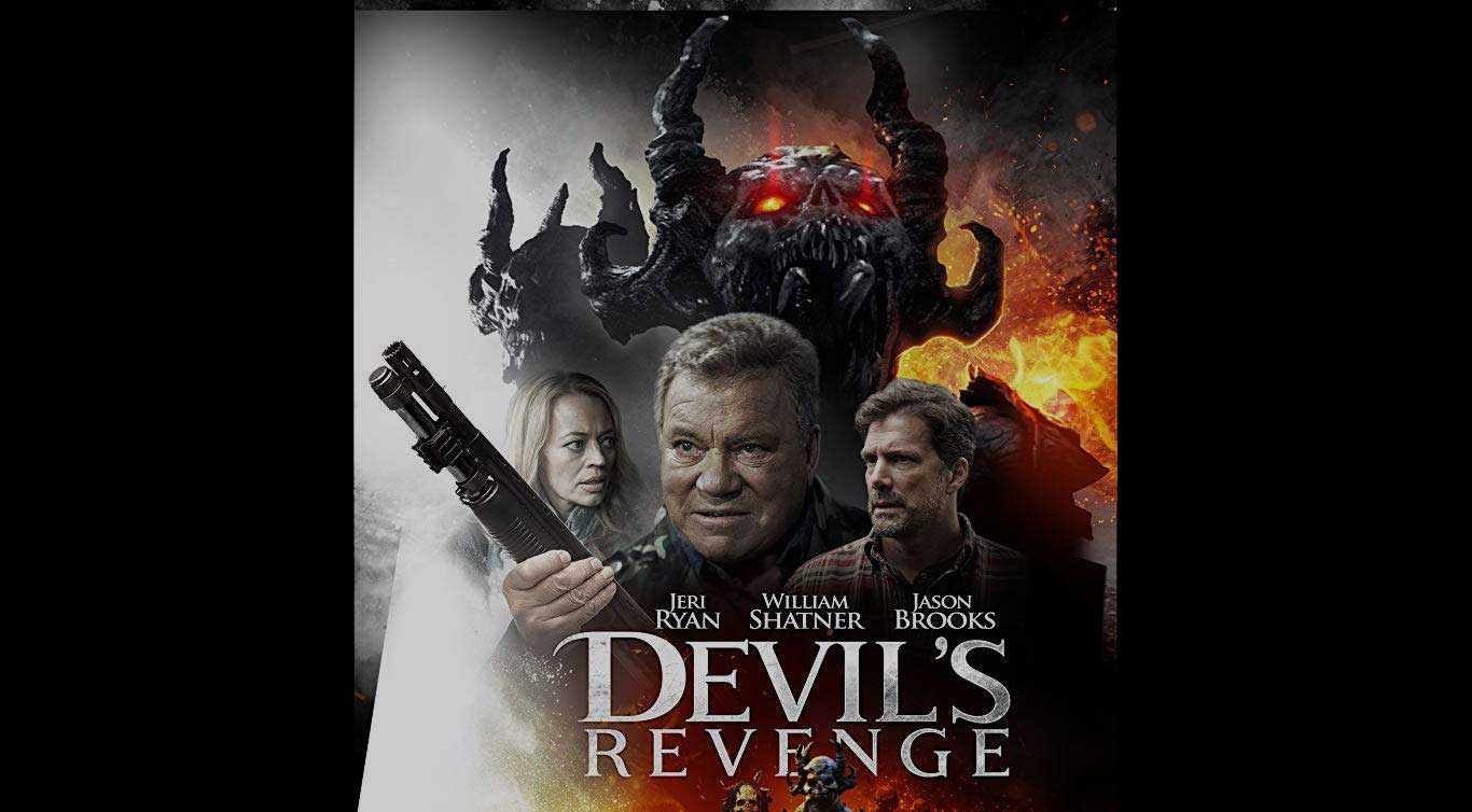 Devil's Revenge - No Amount Of Eerie Music Can Save This - OC Movie Reviews