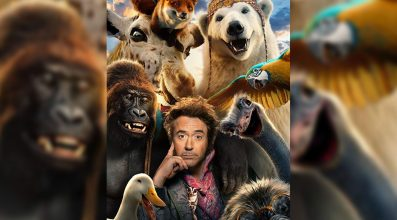 Dolittle Trailer - OC Movie Reviews - Movie Reviews, TV Reviews, Streaming Reviews, Amazon Prime, Netflix, Apple TV, Movie News, Documentary Reviews, Short Films, Short Film Reviews, Trailers, Movie Trailers, Interviews, film reviews, film news, hollywood, indie films, documentaries, TV shows