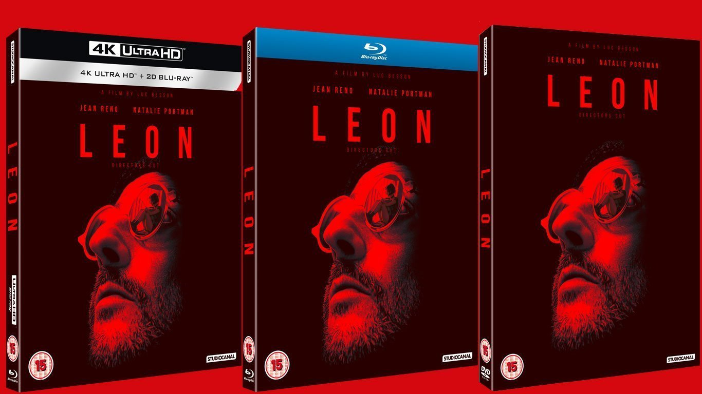 Leon 25th Anniversary Directors Cut - The Hitman Is Back, In 4k - OC Movie Reviews