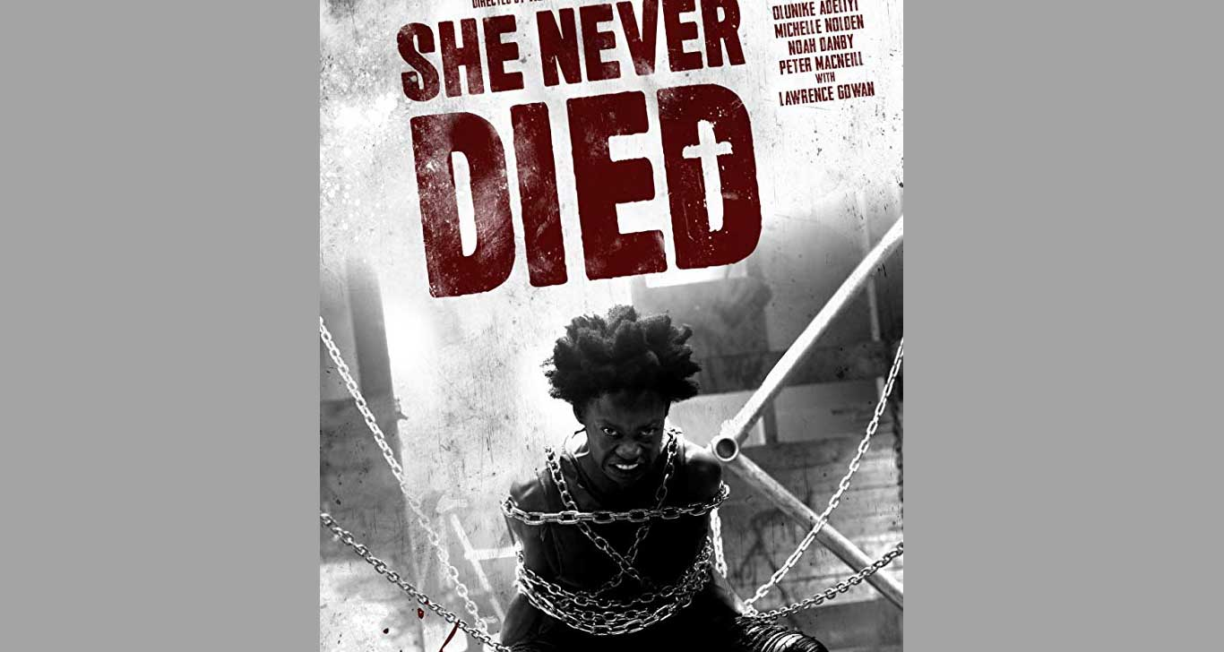 Grimmfest 2019: She Never Died - Though Many Tried - OC Movie Reviews