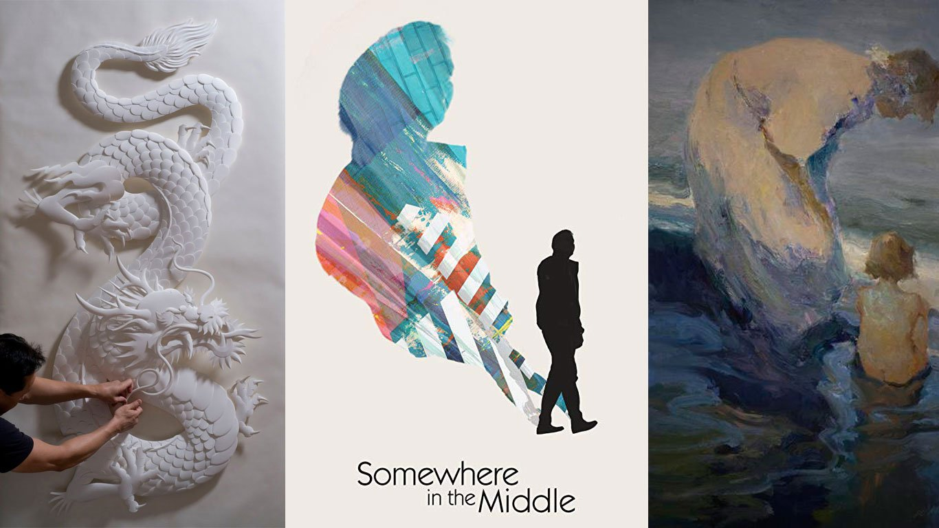 Somewhere In The Middle - A Doc For Artists, By Artists - OC Movie Reviews