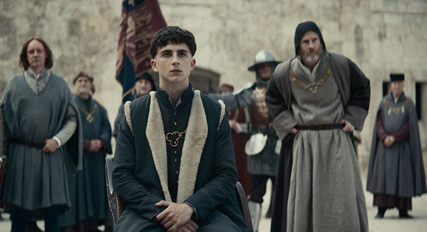 The King - Head To War With Timothée Chalamet - OC Movie Reviews