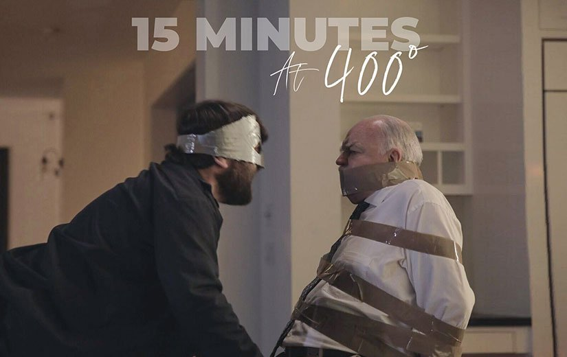 15 Minutes At 400 Degrees Review - OC Movie Reviews - Movie Reviews, TV Reviews, Streaming Reviews, Amazon Prime, Netflix, Apple TV, Movie News, Documentary Reviews, Short Films, Short Film Reviews, Trailers, Movie Trailers, Interviews, film reviews, film news, hollywood, indie films, documentaries, TV shows