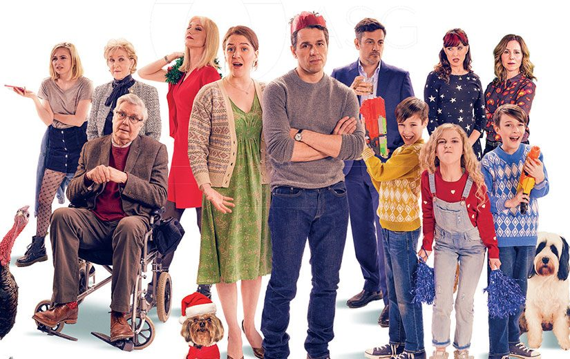 Surviving Christmas With The Relatives - Competition - OC Movie Reviews - Movie Reviews, TV Reviews, Streaming Reviews, Amazon Prime, Netflix, Apple TV, Movie News, Documentary Reviews, Short Films, Short Film Reviews, Trailers, Movie Trailers, Interviews, film reviews, film news, hollywood, indie films, documentaries, TV shows