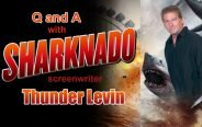 Interview With Sharknado Writer Thunder Levin