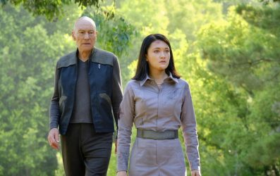 Star Trek: Picard Episde 7 Review - OC Movie Reviews - Movie Reviews, TV Reviews, Streaming Reviews, Amazon Prime, Netflix, Apple TV, Movie News, Documentary Reviews, Short Films, Short Film Reviews, Trailers, Movie Trailers, Interviews, film reviews, film news, hollywood, indie films, documentaries, TV shows