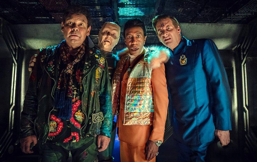 Red Dwarf: The Promised Land Review - OC Movie Reviews - Movie Reviews, TV Reviews, Streaming Reviews, Amazon Prime, Netflix, Apple TV, Movie News, Documentary Reviews, Short Films, Short Film Reviews, Trailers, Movie Trailers, Interviews, film reviews, film news, hollywood, indie films, documentaries, TV shows