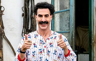 Borat: Subsequent Moviefilm Review - OC_Movie_Reviews