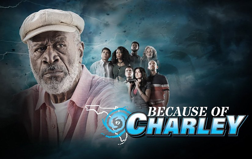 Because Of Charley Review - OC Movie Reviews - Movie Reviews, TV Reviews, Streaming Reviews, Amazon Prime, Netflix, Apple TV, Movie News, Documentary Reviews, Short Films, Short Film Reviews, Trailers, Movie Trailers, Interviews, film reviews, film news, hollywood, indie films, documentaries, TV shows
